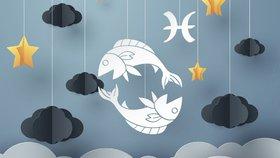 Horoskop lásky pro Ryby: S Rakem zažijete krásné milování, Váhy jsou spřízněné duše