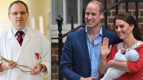 Elitní porodník o vévodkyni a jejím hypnoporodu: Kate je tvrdá!