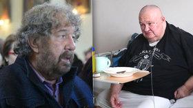 Hvězda Kameňáku Glazar v slzách: Zabíjí ho samota! Jeho stav trápí i Trošku