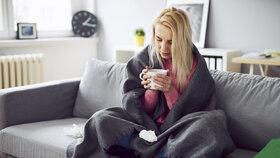 Pozor na jarní sluníčko! Které nemoci vám hrozí z prochladnutí?