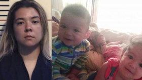Matka za trest zamkla děti (†1, †2) v rozpáleném autě: Obě zemřely