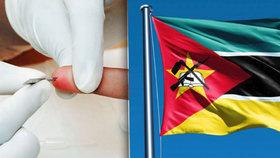 Obřízkou proti AIDS: v Mosambiku ji na radu OSN podstoupí přes 100 000 mužů