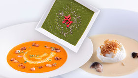 Polévka je grunt a kdo jí nejí, neví, o co přichází! Vyzkoušejte paprikovou, špenátovou i kulajdu