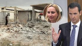Zpověď syrské lékařky v Česku: Asad mi zavraždil tchána. Je to psychopat a čiré zlo