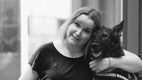 Aleně (36) po narození spálili sítnici, v 16 oslepla. Života si ale užívá naplno