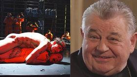 Soudce zamítl žalobu kardinála Duky na znásilňujícího Ježíše: Ani zadarmo bych na to nešel
