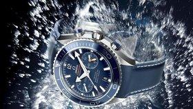 S jakými typy hodinek můžete bez obav do vody a jak je to s vodou mořskou?