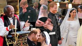 Tajemství svatby Meghan a Harryho po 2 letech odhaleno! Co se dělo na afterparty?