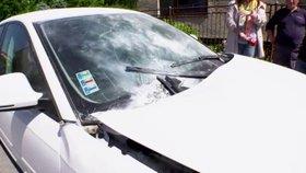 V autě Slávky (19) explodovala bomba: Mstil se zhrzený milenec (21)?