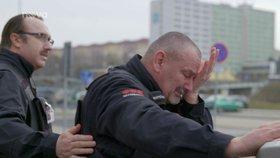 Utajený šéf bezpečnostní agentury: Emoce, slzy a pokus o sebevraždu!