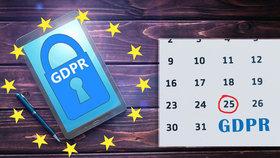 Češi s GDPR zaspali, akčnějším Slovákům je líp. Změny vyjdou na 25 miliard
