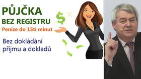 """""""Zakažme reklamy na půjčky,"""" burcují komunisté. Vadí jím zadluženost Čechů"""