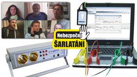 Kardivar, e-Lybra, Salvia: Co jsou zač přístroje, kterými šarlatáni kšeftují s poslední nadějí nemocných