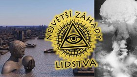 Atlantida, Lemuria a Harrapové: Zničila pradávné civilizace atomová bomba už před tisícemi let?!