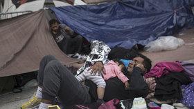 """""""Málo jídla a žádný toaleťák, zavřeli nás do klecí."""" Uprchlíci promluvili o centrech"""