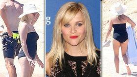 Herečka Reese Witherspoon se mění: Z pravé blondýny je pravá mamina