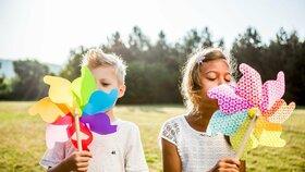 Den dětí: Bez hraček to prostě nejde