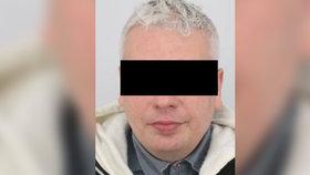 Pacient z Bohnic s nařízenou sexuologickou léčbou 3 dny běhal po Praze: Zdeňka (41) policie dopadla