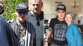 Šok pro fanoušky Johnnyho Deppa: Za jeho vzhledem stojí prý skutečně rakovina