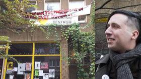 Znásilnění na klinice? Aktivistka Feryna trestný čin nespáchala, uzavřela policie