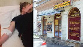 Šlo o trestný čin? Hromadnou otravu jídlem v Hradci vyšetřuje policie