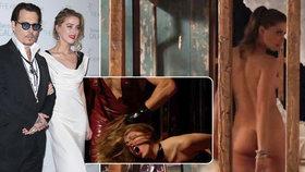 Johnny Depp šokoval veřejnost: Manželku spálím, utopím a o*ukám!