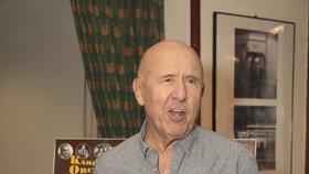 Smutná slova Petra Nárožného (80): Už jsem skončil! Nikdo mě nechce