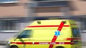 Popálené ruce, nohy i břicho: Tři děti se na severu Moravy polily horkou tekutinou