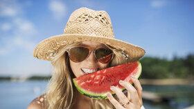 Všechno, co jste nevěděli o melounu! Jak poznat, že je zralý? Proč jíst i jadérka?