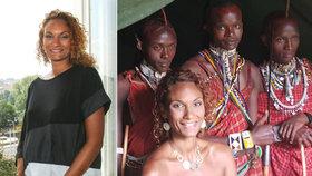 Abbasová je v 7. měsíci a čeká dvojčata: Zvažovala porod v masajské chatrči!