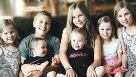 Narodilo se jí dítě s Downovým syndromem. Neváhala a adoptovala si další