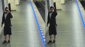Hořké probuzení v metru na Motole: Zloděj unaveného muže okradl o tašku s notebookem i snubním prstenem