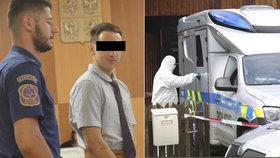 Vražda dívky (†14) v Doubici: Obžalovaný se u soudu uspokojoval, míní psychiatr Cimický
