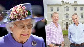 Další královská svatba: Bratranec královny si bude brát muže! K oltáři ho odvede exmanželka