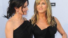 Štíhlé a pevné paže jako Jennifer Aniston? Vsaďte na tyhle cviky!