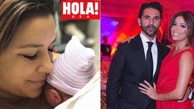 »Zoufalka» Eva Longoria (43) porodila! Syn se narodil poté, co přišla o velkou lásku