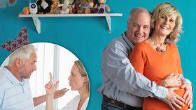 Češi se hádají o extrémní rodičky: Dítě v 50? Lepší než u puberťačky!