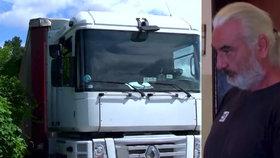 Český kamioňák znásilňoval dceru (14) cestou do Itálie! Je to msta, tvrdí