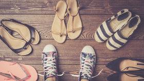 Jediné boty, které na léto potřebujete: V těchto vydržíte celý den!