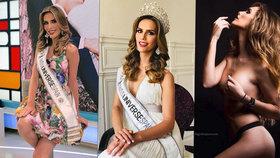 Miss vyhrála transsexuálka! Teď bojuje o titul Miss Universe