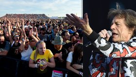 Podvod na Rolling Stones! Stovky fanoušků si koupily falešné lístky, policie hledá další