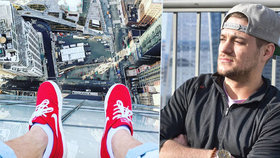 Tragická smrt milovníka adrenalinu z Instagramu: Našli ho mrtvého za výškovou budovou