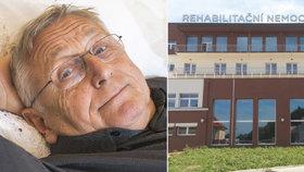Velká zpráva o stavu Jiřího Menzela: Skončil na invalidním vozíku! Paměť nefunguje