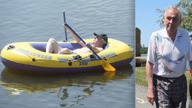 """Zeman bude odpočívat na chalupě, vytáhne i člun? A před volbami chystá """"turné"""""""