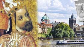Mýty a fakta o Karlově mostě: Jezdily po něm tramvaje, za přecházení se platilo. Vejce v maltě nebyly, říká historik