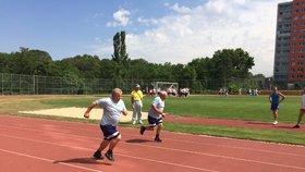 V Letenských sadech se uspořádají sportovní hry pro seniory. V plánu je 5 disciplín