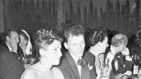 Zemřela první manželka Franka Sinatry, bylo jí 101 let