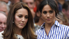 Nevídaná zrada od Meghan: Tohle jí Kate nikdy nezapomene!