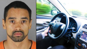 Opilý otec posadil za volant roční miminko a vyjeli na silnici. Dopadla je policie