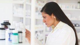 Konec padělků. Lékárny budou testovat pravost léků, vláda kývla na novelu zákona
